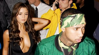 Tyga Hangs Out With Lingerie Model Demi Rose Mawby After Kylie Jenner Split: Photos