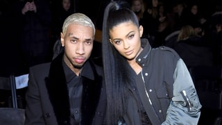 Kylie Jenner Wears Huge Ring on Left Hand After Calling Tyga 'My Husband'
