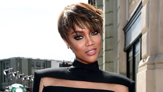 Tyra Banks Celebrates First Mother's Day: 'I Can't Believe How Lucky I Am'