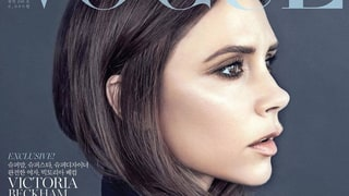 Victoria Beckham Pays Tribute to Iconic Bob on 'Vogue Korea' Cover
