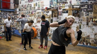 Becoming a Boxer: Getting Back in the Ring
