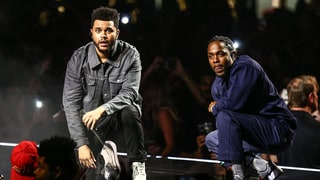 Watch the Weeknd Bring Out Kendrick Lamar at L.A. Forum Show