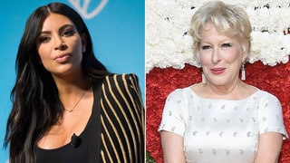 Kardashian Gets Ballsy With Bette Midler