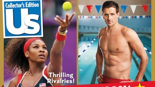 Us Weekly Celebrates Olympians Ryan Lochte, Gabby Douglas and More in Collector's Edition Issue