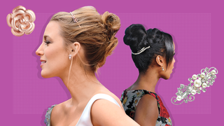 Celeb-Inspired Statement Hair Accessories for Weddings, Proms and More