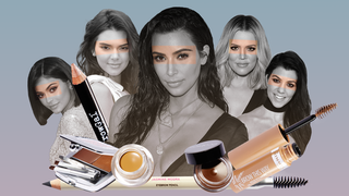 What the Kardashians' Brows Reveal About Their Personalities