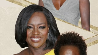 Oscars Flashback! See Viola Davis' Best Red Carpet Transformations