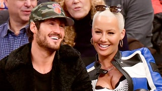 Amber Rose and Boyfriend Val Chmerkovskiy Are 'Definitely Serious'