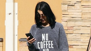 Vanessa Hudgens' Sweatshirt Will Make You Want to Play Hookie