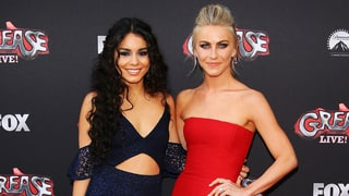 Julianne Hough and Vanessa Hudgens Steam Up the Red Carpet in Skin-Flaunting Outfits