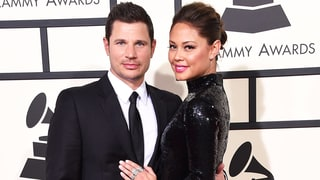 Vanessa Lachey Reveals Massive Baby Bump as She Snuggles With Her Kids