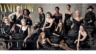 Vanity Fair's 2016 Hollywood Issue Includes Jennifer Lawrence, Viola Davis, Jane Fonda: See the Cover Here