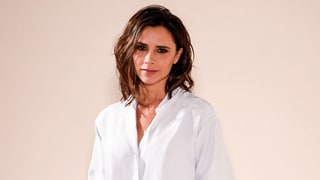 Victoria Beckham's 5-Year-Old Daughter, Harper, Is Already a Pro at Walking in Heels