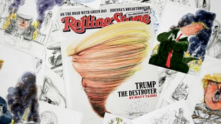Illustrator Victor Juhasz on What It Means to Draw Donald Trump
