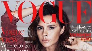 Victoria Beckham Recalls Falling for David Beckham: 'Love at First Sight Does Exist'