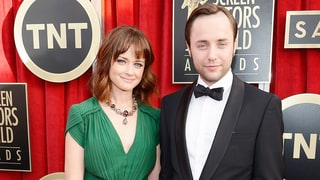 Alexis Bledel Welcomes First Child With Husband Vincent Kartheiser