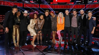 The Voice's Top 11 Revealed: Sa'Rayah Goes Home, Aaron Gibson Instant-Saved — Twitter Weighs In