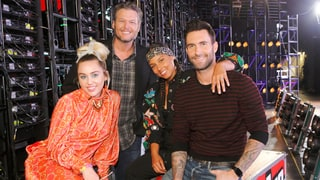 The Voice's Five Craziest Moments: Miley Cyrus Lives in 'Happy Clown Land' During Battle Rounds