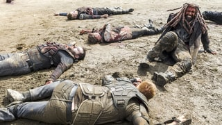 'The Walking Dead' Recap: The King and I