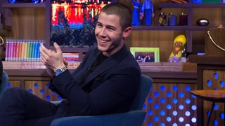 Nick Jonas Talks Sexual Fetishes on 'Watch What Happens Live,' Says He's OK With Being Spanked: 'I Have a Firm Ass'
