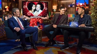 John Legend Sings the Love Song Joe Giudice Wrote for Wife Teresa