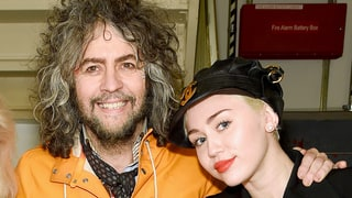 'Flaming Lips' Wayne Coyne Reveals Miley Cyrus Texts Him Photos of Herself Peeing