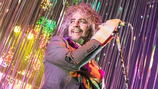 The Flaming Lips' Wayne Coyne Designs Trippy Wrapping Paper for Charity