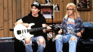 10 Things You Didn't Know About 'Wayne's World'