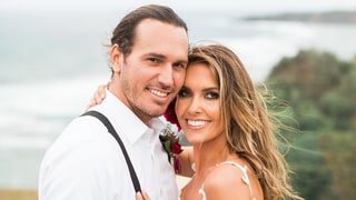 Audrina Patridge Had a Wedding Wardrobe Malfunction in Front of Her Guests
