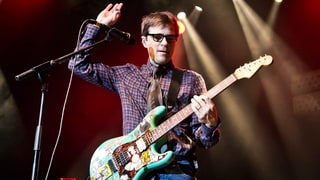 Hear Weezer's Effervescent New Song 'Happy Hour'