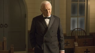 'Westworld,' Robert Ford (Anthony Hopkins)