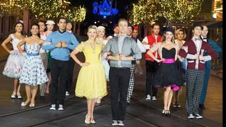 Derek Hough to Host Disneyland's 60th Anniversary Special! See First Look Photo