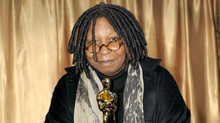 Whoopi Goldberg on Oscars Controversy: 'I Won Once, So It Can't Be That Racist'