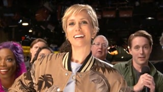 Kristen Wiig Debuts Blonde Pixie Cut Ahead 'Saturday Night Live' Return