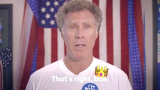 Will Ferrell Is 'Just Your Run-of-the-Mill Millennial' in Funny Campaign Video for Hillary Clinton