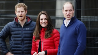 Prince William, Prince Harry and Duchess Kate Face Off in London Charity Race — Find Out Who Placed First