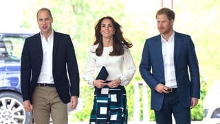 Duchess Kate, Prince William, Prince Harry Launch 'Heads Together' Campaign, Try Out Boxing!