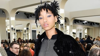Willow Smith Basically Wore a High-Fashion Wetsuit to Chanel Fashion Show