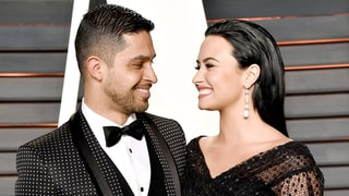 Demi Lovato Gushes About 'Manly' Boyfriend Wilmer Valderrama: He 'Loves So Hard'
