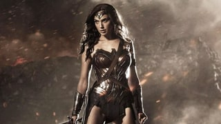 Get Your First Look at Wonder Woman Starring Gal Gadot and Chris Pine
