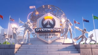 Overwatch World Cup Kicks Off in China