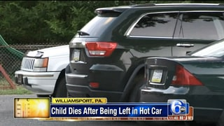 4-Year-Old Pennsylvania Girl Dies After Being Left in Hot Car for Hours by Babysitter