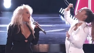 Christina Aguilera, Ariana Grande Perform Awesome Duet on 'The Voice' Finale: Watch