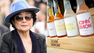 Yoko Ono Forces Polish Beverage Company to Rebrand 'John Lemon' Soda