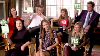 Hilary Duff and the 'Younger' Cast Reveal If They've Ever Had Sex in a Public Place: Watch Now!