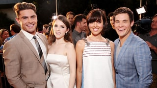 Anna Kendrick, Aubrey Plaza Go Bridal on the Red Carpet for 'Wedding Dates' Premiere