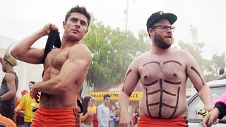 'Neighbors 2: Sorority Rising' Trailer Features Shirtless Zac Efron Battling Chloe Grace Moretz, Plus a Peppy Selena Gomez: Watch Now!