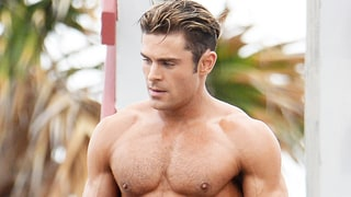 Zac Efron Goes Full Frontal? Here's How He'd Agree to Do It