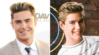 Zac Efron Responds to All Those Zack Morris Hair Comparisons
