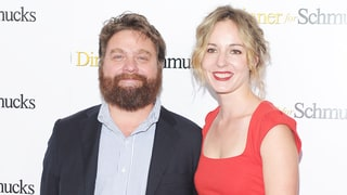 Zach Galifianakis and Wife Quinn Lundberg Welcome Second Child — Find Out His Name!
